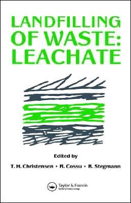 Landfilling Of Waste