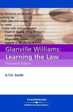Glanville Williams - Learning the Law