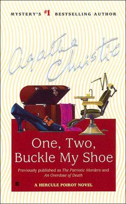 One, Two, Buckle My Shoe (Hercule Poirot Series)