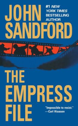 The Empress File (Kidd Series #2)