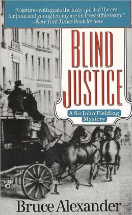 Blind Justice (Sir John Fielding Series #1)