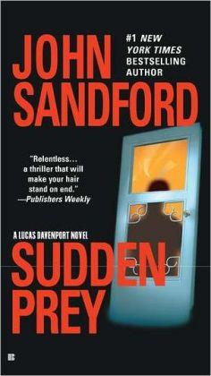 Sudden Prey (Lucas Davenport Series #8)