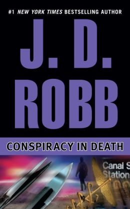 Conspiracy in Death (In Death Series #8)