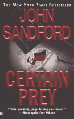 Certain Prey (Lucas Davenport Series #10)
