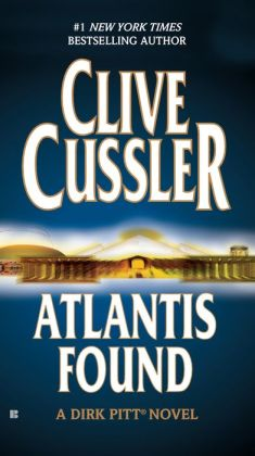 Atlantis Found (Dirk Pitt Series #15)