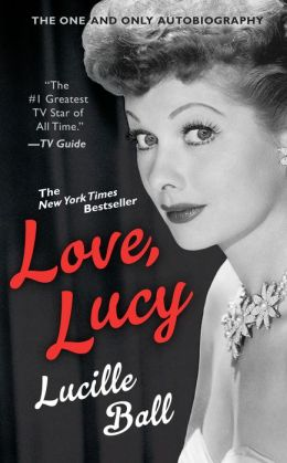 Lucille Ball autobiography
