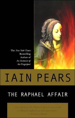 The Raphael Affair (Art History Mystery Series #1)
