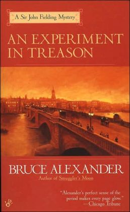An Experiment in Treason (Sir John Fielding Series #9)