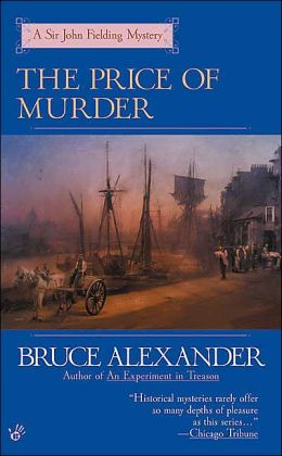 The Price of Murder (Sir John Fielding Series #10)