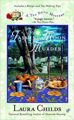 The Jasmine Moon Murder (Tea Shop Series #5)