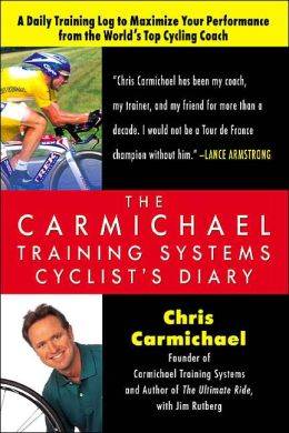 The Carmichael Training Systems Cyclist's Diary