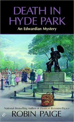 Death in Hyde Park (Charles and Kate Sheridan Series #10)