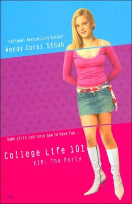 Kim: The Party (College Life 101 Series)