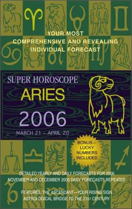 Super Horoscope Aries 2006