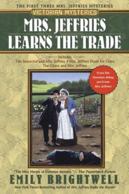 Mrs. Jeffries Learns the Trade (Mrs. Jeffries Series #1-3)