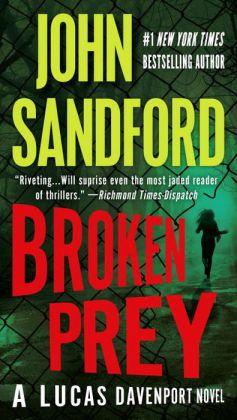 Broken Prey (Lucas Davenport Series #16)
