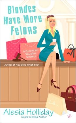 Blondes Have More Felons