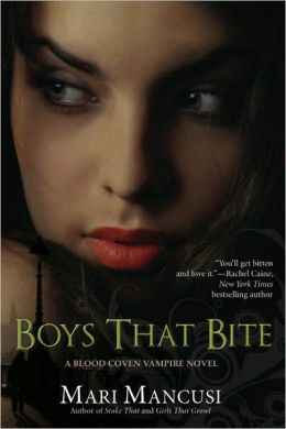 Boys That Bite (Blood Coven Series #1)