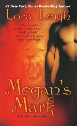 Megan's Mark (Breeds Series #7)