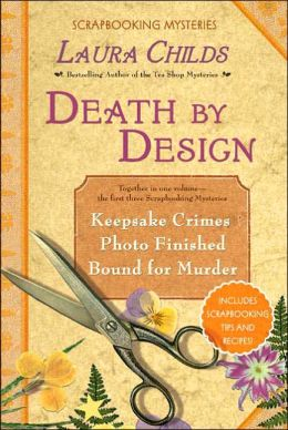 Death by Design (Scrapbooking Series #1-3)