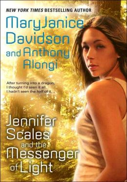 Jennifer Scales and the Messenger of Light (Jennifer Scales Series #2)