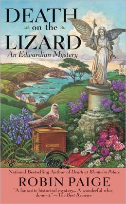 Death on the Lizard (Charles and Kate Sheridan Series #12)