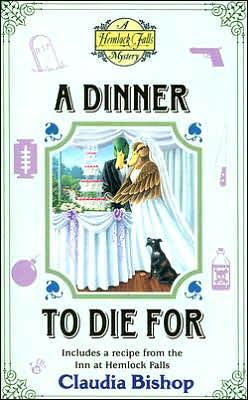 A Dinner to Die For (Hemlock Falls Series #13)