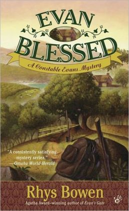 Evan Blessed (Constable Evans Series #9)