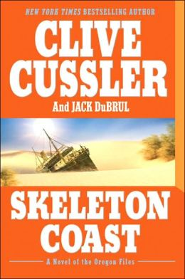 Skeleton Coast (Oregon Files Series #4)