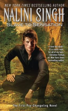 Slave to Sensation (Psy-Changeling Series #1)