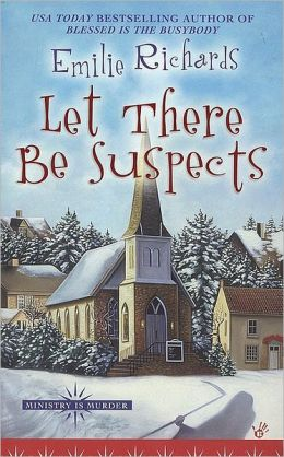 Let There Be Suspects (Ministry is Murder Series #2)