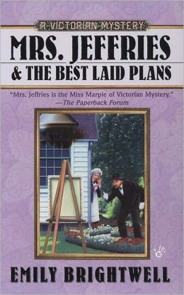 Mrs. Jeffries and the Best Laid Plans (Mrs. Jeffries Series #22)