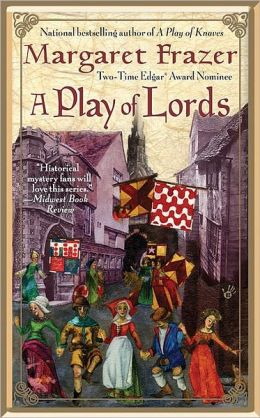 A Play of Lords (Joliffe Mystery Series #4)