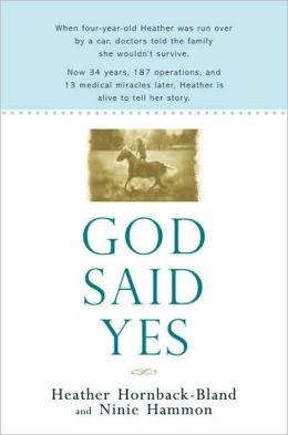 God Said Yes