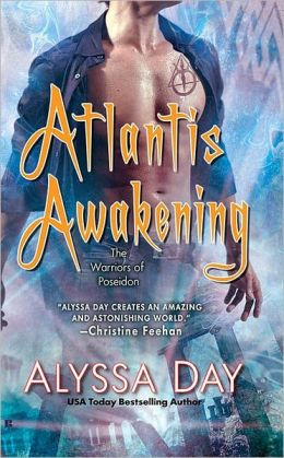 Atlantis Awakening (Warriors of Poseidon Series #2)