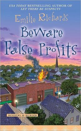 Beware False Profits (Ministry is Murder Series #3)