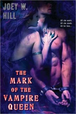 The Mark of the Vampire Queen (Vampire Queen Series #2)