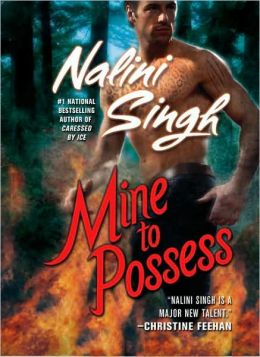 Mine to Possess (Psy-Changeling Series #4)