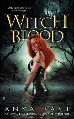 Witch Blood (Elemental Witches Series #2)