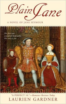 Plain Jane: A Novel of Jane Seymour