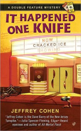 It Happened One Knife (Double Feature Mystery Series #2)