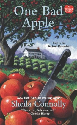 One Bad Apple (Orchard Mystery Series #1)
