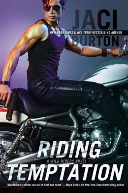 Riding Temptation (Wild Riders Series #2)