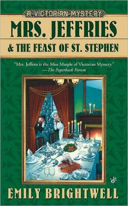 Mrs. Jeffries and the Feast of St. Stephen (Mrs. Jeffries Series #23)