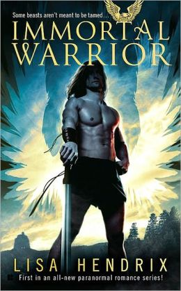 Immortal Warrior (Immortal Brotherhood Series #1)