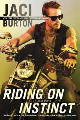 Riding on Instinct (Wild Riders Series #3)