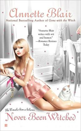 Never Been Witched (Triplet Witch Series #3)