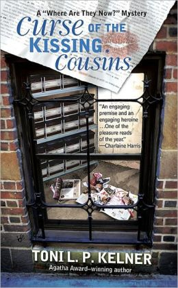 Curse of the Kissing Cousins (Where Are They Now? Mystery Series #1)