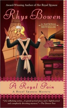 A Royal Pain (Royal Spyness Series #2)