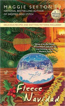 Fleece Navidad (Knitting Mystery Series #6)